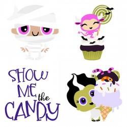 Halloween Sweeties - GS