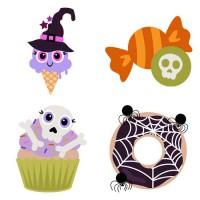 Halloween Sweeties - Treats - GS