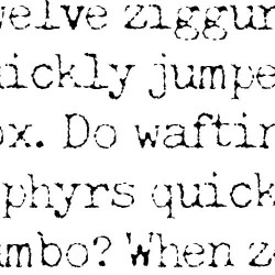 LD Olympia Standard - Font