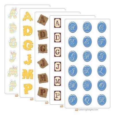 LD March 2004 Alphabet Bundle