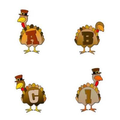 Turkeys - AL
