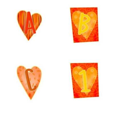 Hearts Autumn - AL