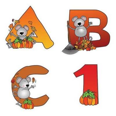 Mice Autumn - AL