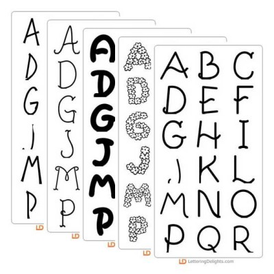 LD Font Fun Bundle