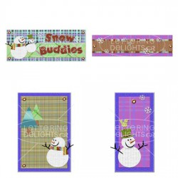 JD Snowman Tags - GS