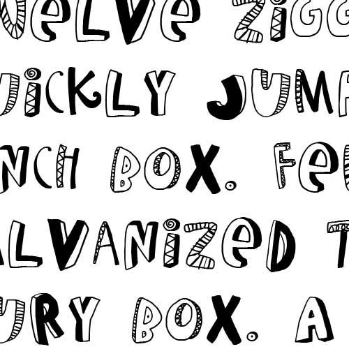 Ldj cool cat font Cool caligraphy fonts