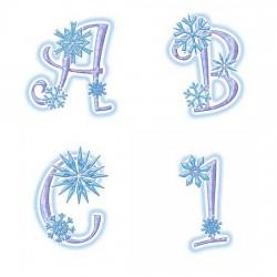 Snow Crystals - AL