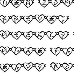 LD LoveLinks - Font