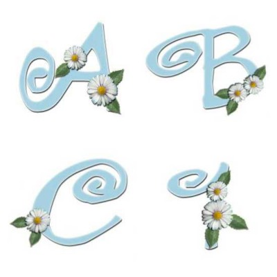 JDA Blue Bouquet - AL