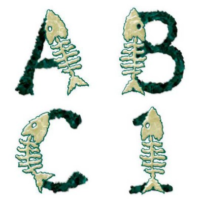Fish Bones - AL