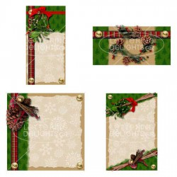 JD Rustic Christmas - GS