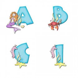 JDA Little Mermaid - AL