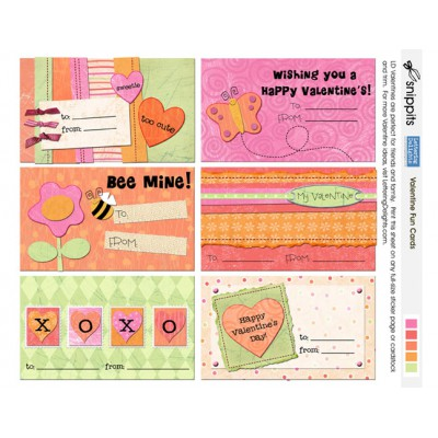 SN Valentine Fun Cards - PR
