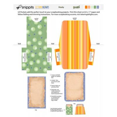 SNP Frosty - Pockets - PR