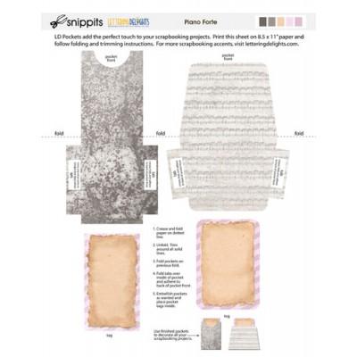 SNP Piano Forte - Pockets - PR