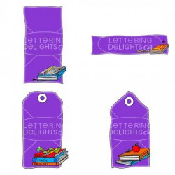 JJD Bookcritters - GS
