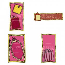 JJD Gift Tags - GS