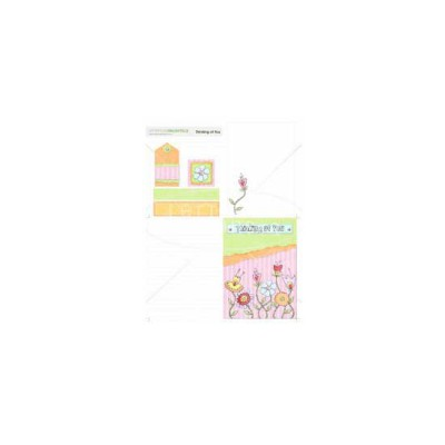 Thinking of You Flowers - Cards - PR