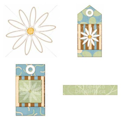 Anniversary Daisy - Cards - PR