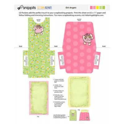 SNP Girl Angels - Pockets - PR