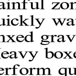 LD Timely - Font