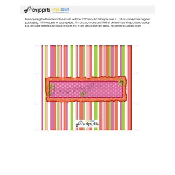 Amazing - Candy Bar Wrapper - PR