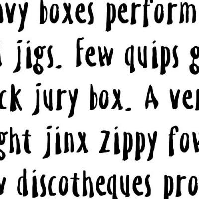 TXT Altius - Font