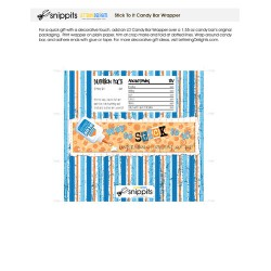 Stick to It - Candy Bar Wrapper - PR