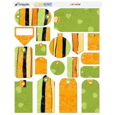 SNT Scribble Pumpkins - PR