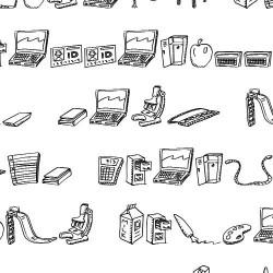 TXT Schoodle Doodle 1 - Font