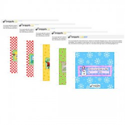 Christmas - Candy Bar Wrapper Bundle