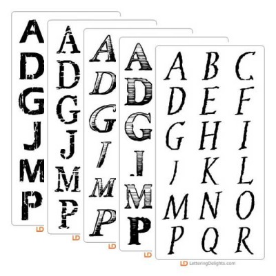 TXT Fonts Super Bundle