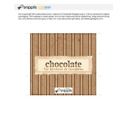 Chocolate Champions - Candy Bar Wrapper - PR