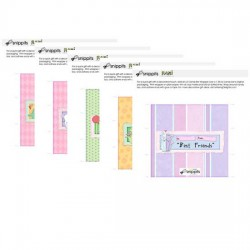 Rani's Valentine Wishes - Candy Bar Wrapper Bundle