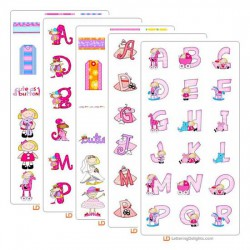 Jillustration's Pretty in Pink Bundle