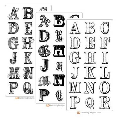 Bohemian Font Bundle