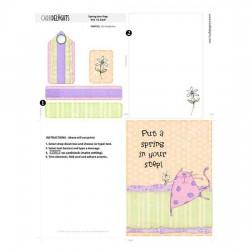 Spring Into Step - Card - PR