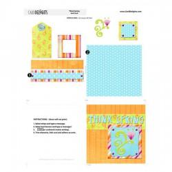 Think Spring Card - PR