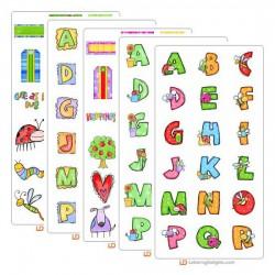 Jillustration's Scribble Spring Bundle