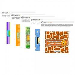 School Kids Candy Bar Wrapper Bundle