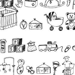 DB Baby Doodles - DB