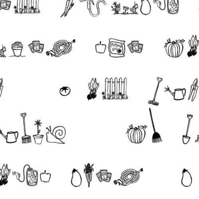 DB Garden Doodles - DB