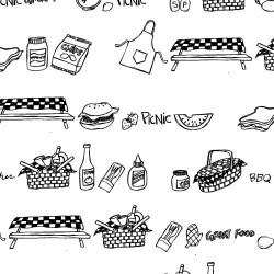 DB Picnic Doodles - DB