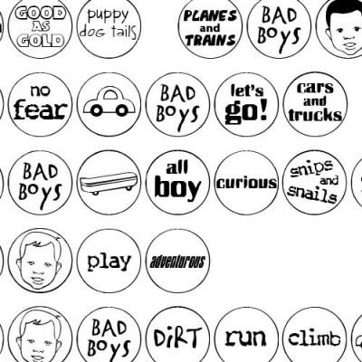DB Circles - Boy - DB