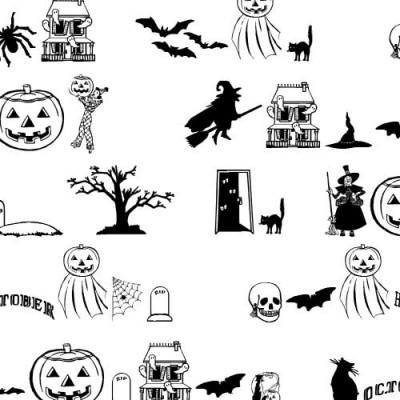DB Vintage Halloween - DB