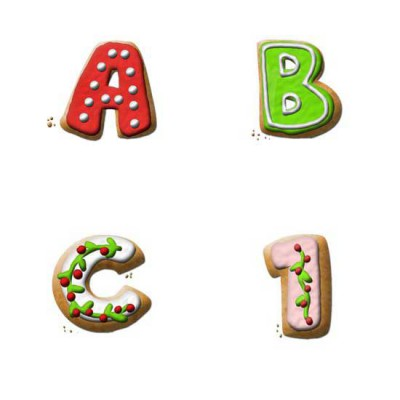 Christmas Cookies - AL