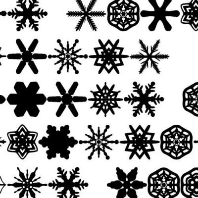 DB Snowflakes - DB
