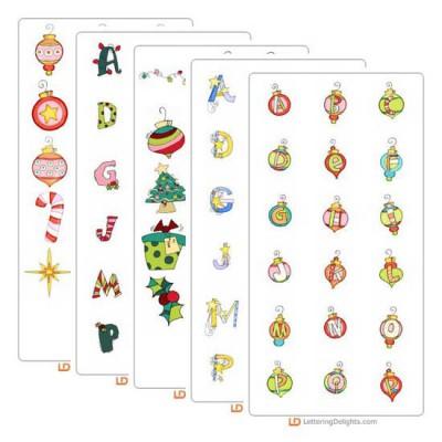 Jillustration's Jolly Holiday Bundle