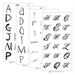 Artsy Font Bundle