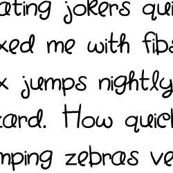 LD Flutter - Font
